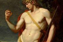Mito. Juicio de Paris y la Guerra de Troya. La Iliada y la Odisea. / by Gabriel Navarro Martin