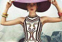 Stylish Women and HATS / Stylish Women and HATS