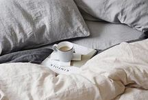 bed / Simple, wonderful beds.