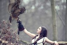 Girls and Birds / by Ksu Dreams
