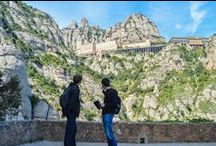 Montserrat Mountain - Barcelona / Discover the most famous holy mountain close to Barcelona