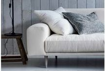 LYH Loves | Black and white interiors / Black, white and neutral interior inspiration - sofas, sofabeds, chairs and beds.