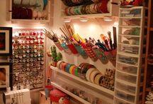 Store Organising 収納