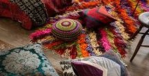 LYH Loves | Moroccan Interior / Beautiful , colours, textures and patterns of Morocco.
