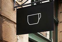 Cafe - kahvi ja kahvilat / Kahviloita kahvia teetä sisustusta