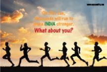 My Country Run / My Country Run presented by Jain University is a running event that is going to be held in Bangalore. The races include Elite 10Km, Open 10Km and Cool 5Km run. Date: 31-01-2016 Venue: Sree Kanteerava Stadium