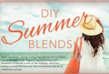 Essential Oil Diffuser Blends / New and unique diffuser blends for every occasion. / by Young Living Essential Oils