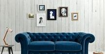 LYH Loves | Picture Hanging Ideas / Great ideas, for displaying, pictures and painting.