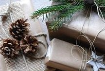 Wrapping - Lahjapaketit