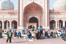 - India Travel Inspiration - / The ultimate India travel inspiration! Amazing travel photos of India, Delhi travel ideas, things to do when traveling to Delhi, elephant rides in the Pink City of Jaipur, and Taj Mahal photography. India travel tips, india travel photography, and places to go and things to see.