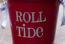 roll | tide. / by Patience Amber