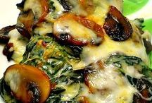 Oh Yum! - savory recipes / by Alyssa W