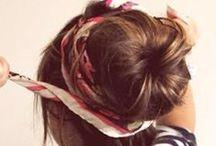 Inspiração | Cabelo + Acessórios / Cortes e penteados para deixar a cabeça mais estilosa.