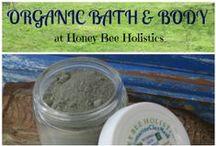 Organic Bath and Body