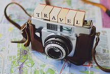 Travels with Ike✈️ / My travel buddy and I love to experience new places! / by Patti Pinkston