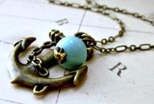 a c c e s s o r i e s / Jewelry, purses, masks, etc. / by Jenessa