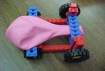 Engineering projects for kids / Build the projects and teach the science / by Fizzics Education