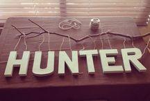 Oh Hunter! / by Heather Pratt