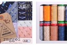 Aurifil Products / Keep current on all the latest #Auritrends from designer collections and new thread introductions!