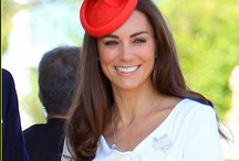 Catherine - Dutchess of Cambridge / by Amelia Marais