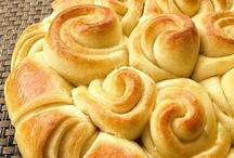 Breads & Biscuits / by ღ«´¯`•.‿.•❀Shani Brown❀•.‿.•´¯`»ღ