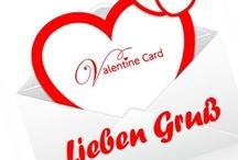 Valentintagsbilder / Grussbilder zum Valentinstag, schöne Valentinstagsbilder