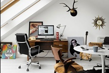 Work Spaces / Workspaces & Office Spaces that I would be inspired to come work at.