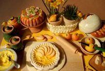Manuela P. Michieli - My 1:12 Food