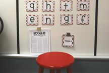 Literacy centers/ Daily 5 / by Britt Giglia