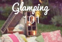 Glamping! / by Heather Pratt