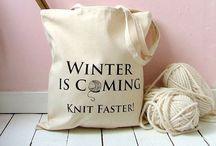 Winter in huis