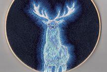 Embroidery / by Rachel Ferguson