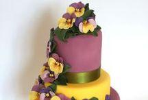 Manuela P. Michieli - My Cake Design / My 1:1 cakes