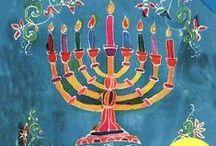 Hanukkah / by Jane Swanson