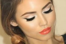 Beautiful Face Make Up / Ideas/Tips/Tricks / by ღ«´¯`•.‿.•❀Shani Brown❀•.‿.•´¯`»ღ