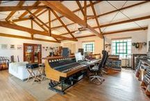 Kensaltown Studio A / A stunning open-plan studio that's perfect for songwriters, musicians and producers.