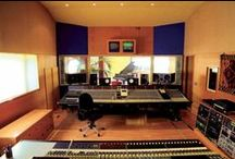 Music Lan Studios / Music Lan Studios is one of the best studios in spain. The control room holds both an SSL4056E and a Neve 8036.