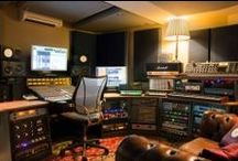 No.1 Baltic Place / Luxury writing/tracking studio in East London based around a 16 Channel SSL G Series