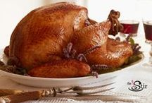 Thanksgiving / Food / by ღ«´¯`•.‿.•❀Shani Brown❀•.‿.•´¯`»ღ