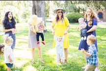 Harper & Bay / Breastfeeding friendly dresses that every mother will love to wear while nursing and even when they're not.