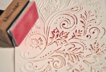 Stamping techniques