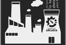 Ilustraciones Blog / Ilustraciones creadas para el blog de Proyecto Arcadia