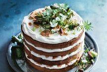 Naked Cakes / undressed cakes