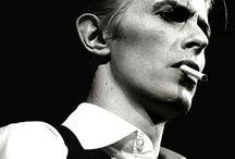 Bowie / Loving the alien