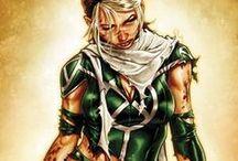 Xmen, Deadpool & Avengers