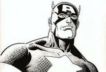 Great comics - Mike Zeck