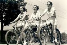 Vintage Biking Fun