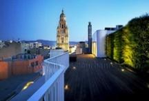 Jardin Vertical, ático, Murcia