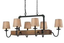 Trends-Colonial Revival / The newest trend in lighting has historical roots, as manufacturers look back to the early American period for their recent intros.