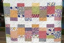 Baby quilts I love! / Beautiful Baby Quilts and small quilts